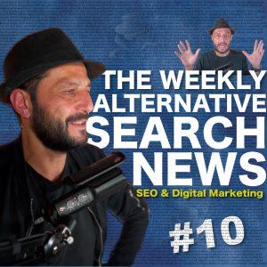 Alternative search news - digital marketing - seo