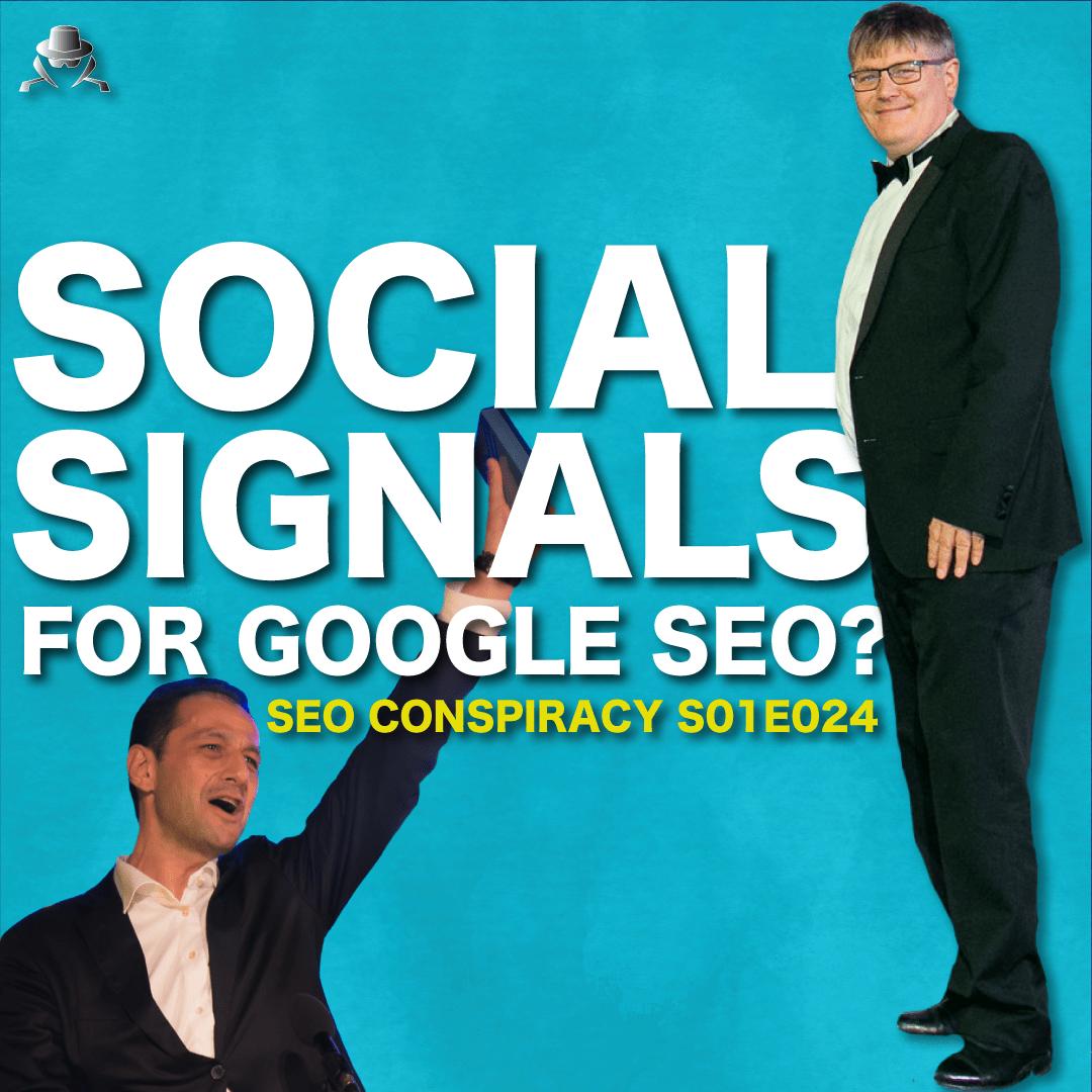 social media signal for seo