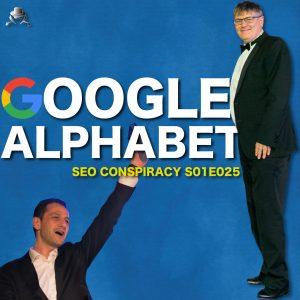 alphabet, inc. mothership of Google Search Engine