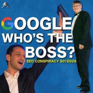 Who is in charge at google