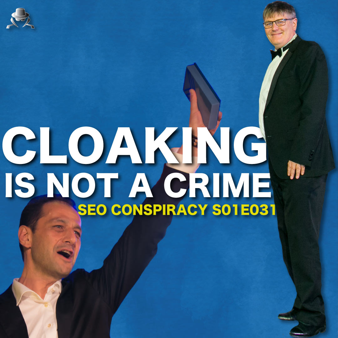 Cloaking - black hat seo - white hat seo